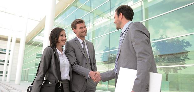 Berater von ehemaligen Kunden